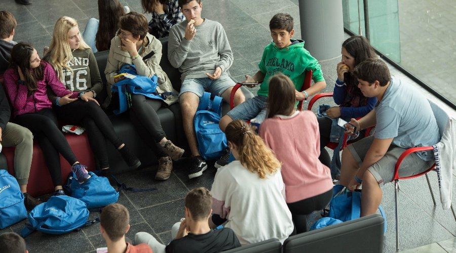 Atlantic Language Junior Summer Camp www.atlanticlanguage.com