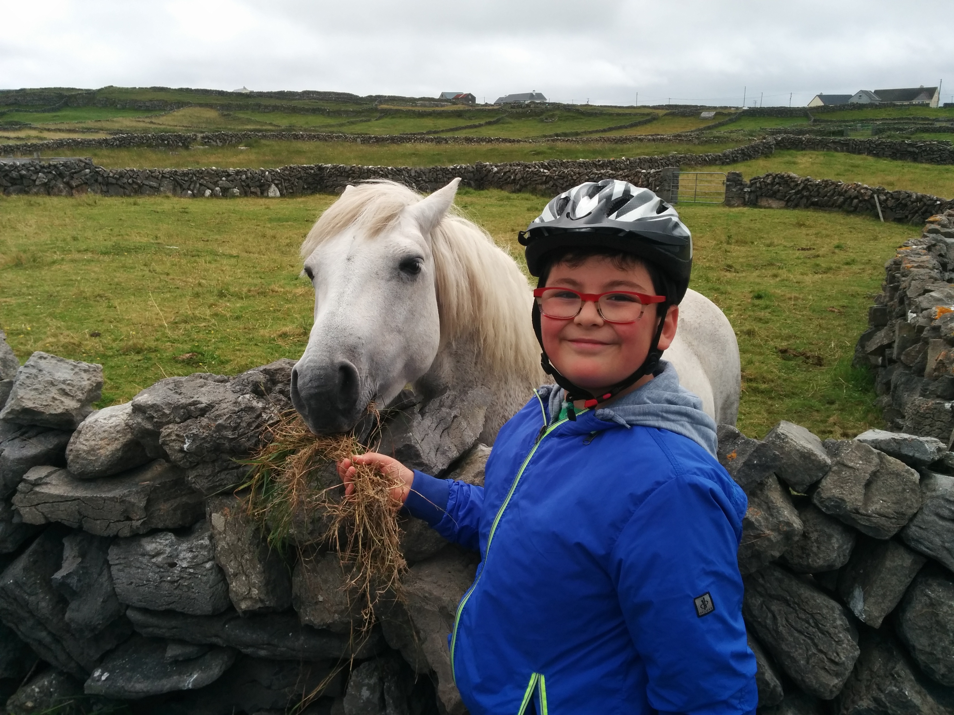 Eoghan Rincon enjoying life after learning English in Galway - Atlantic Language School