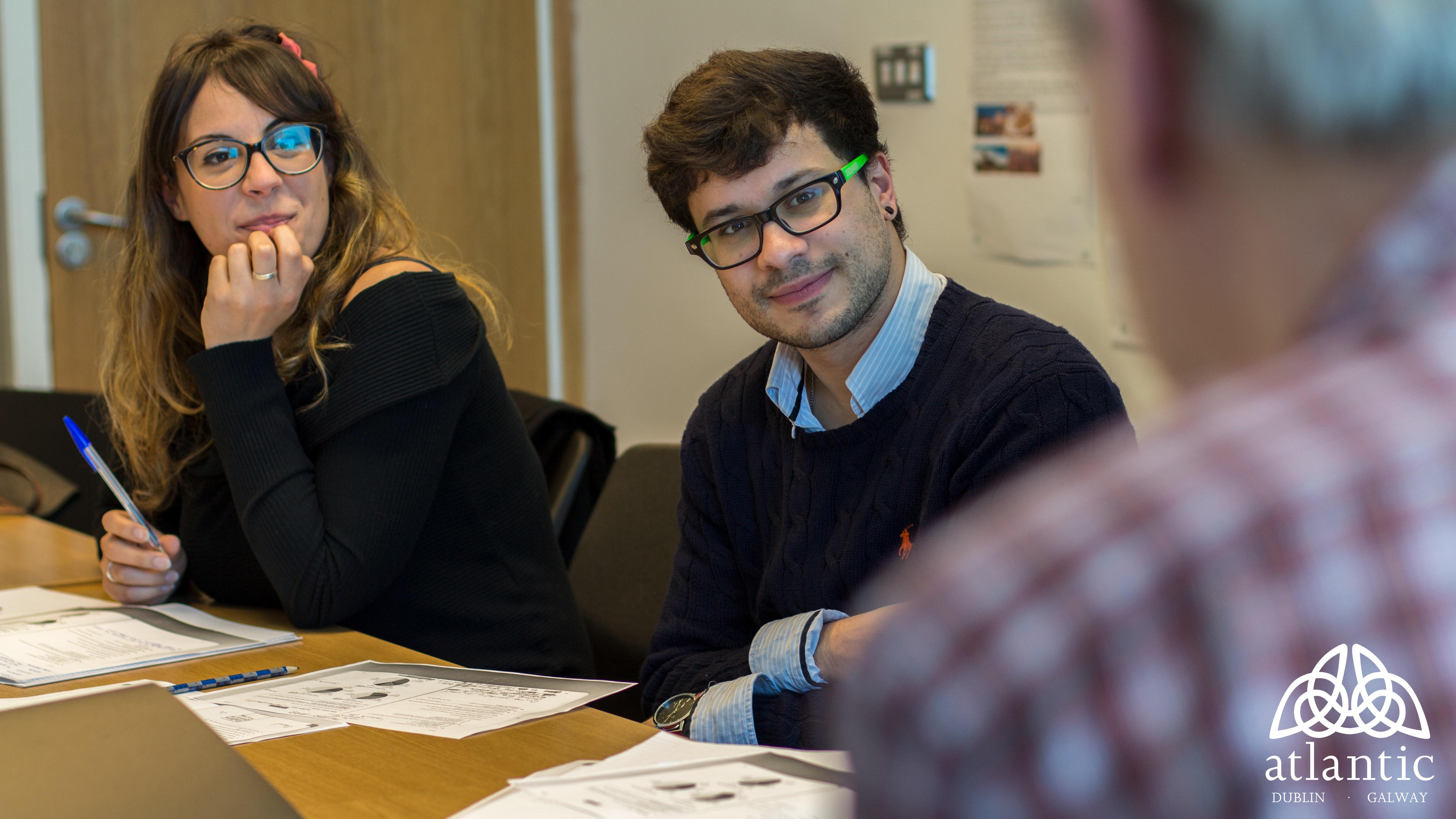 Why study IELTS at Atlantic Language School