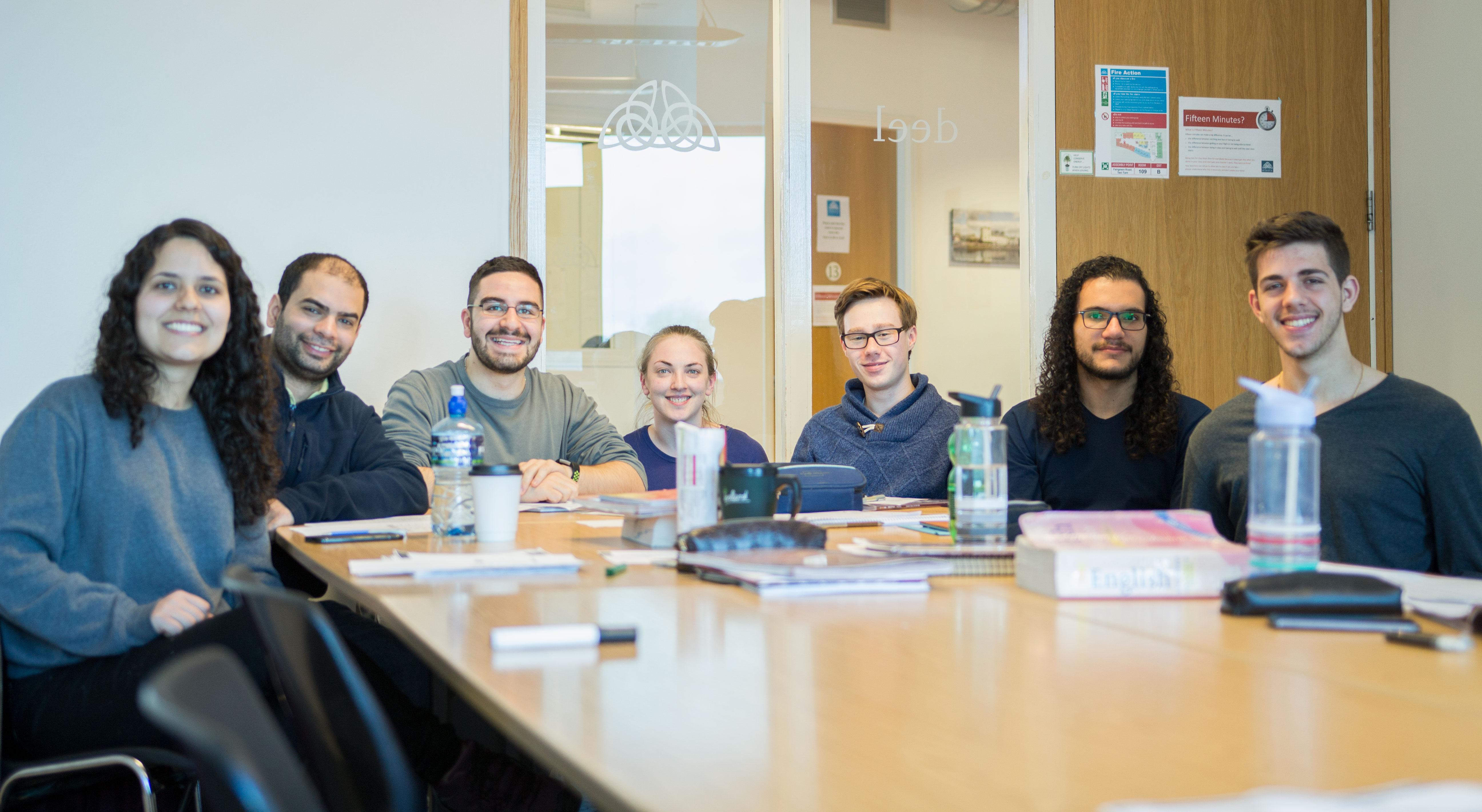 Students of Atlantic Language