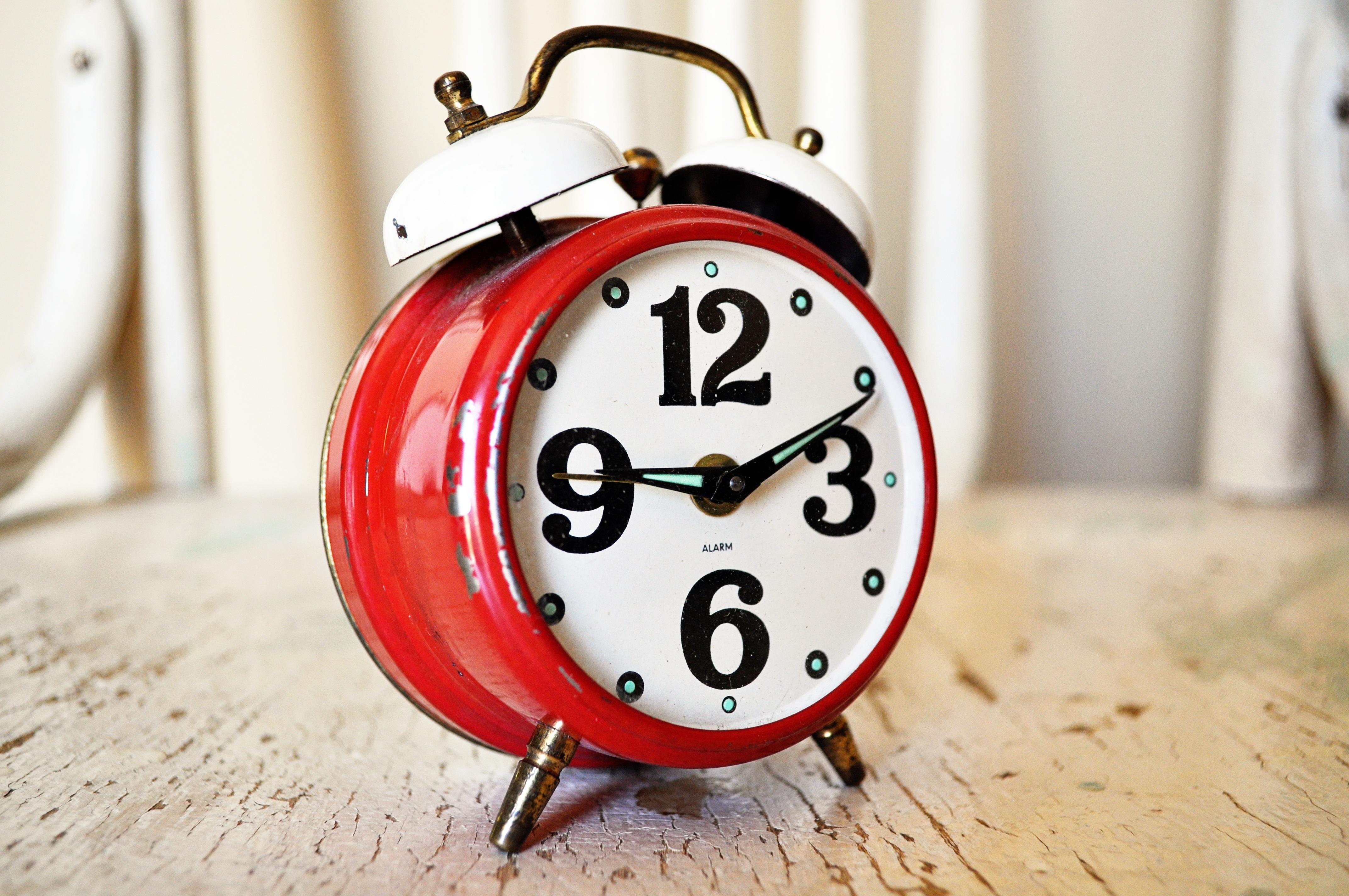 Why do the Clocks go forward?